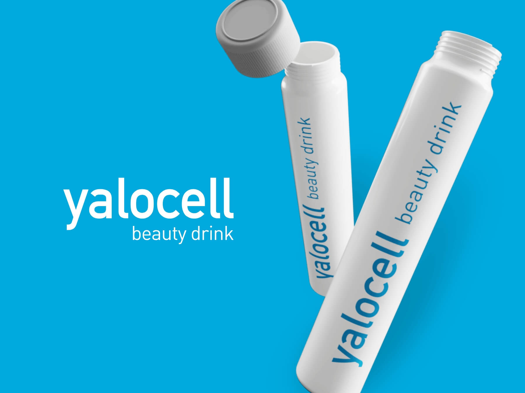 Yalocell beauty drink