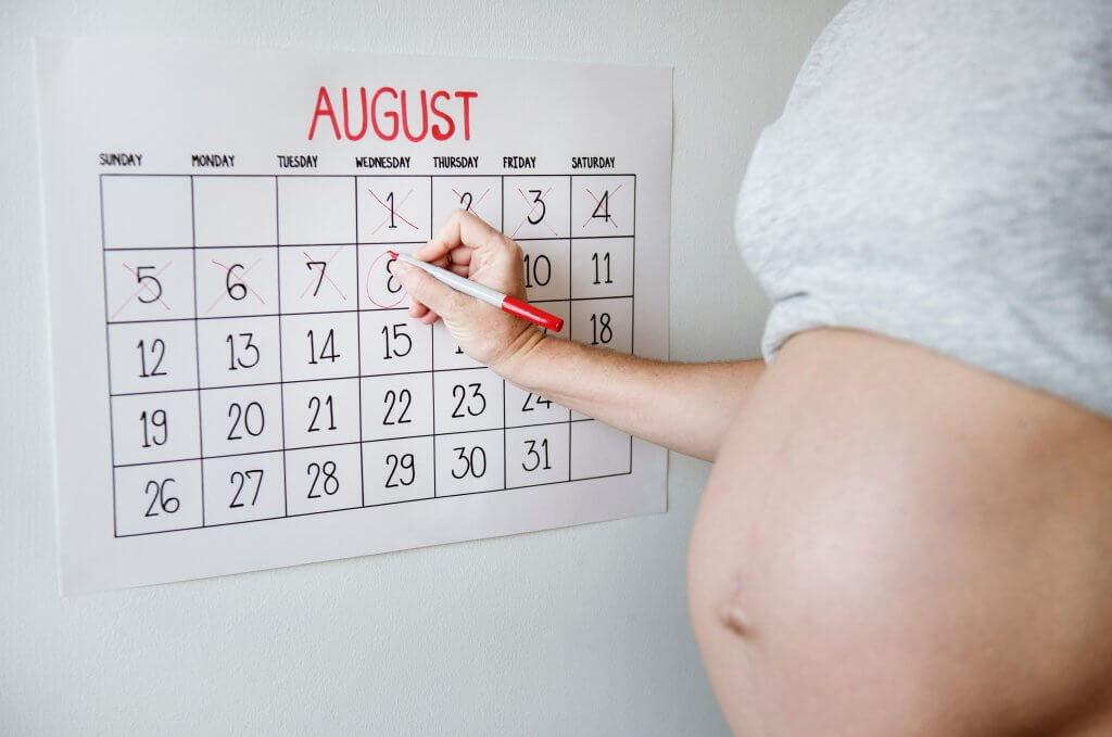 gravidanza in estate