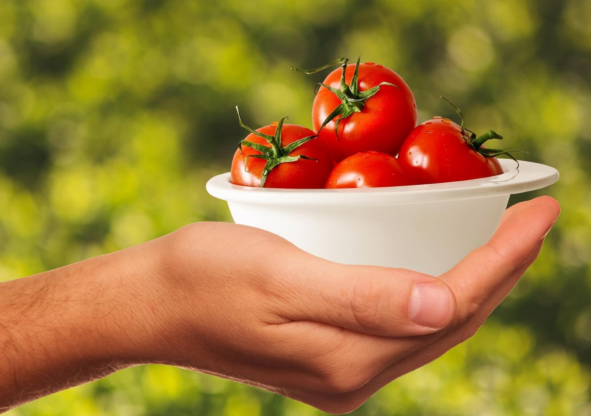 chirurgia della prostata e alimenti a base di pomodoro