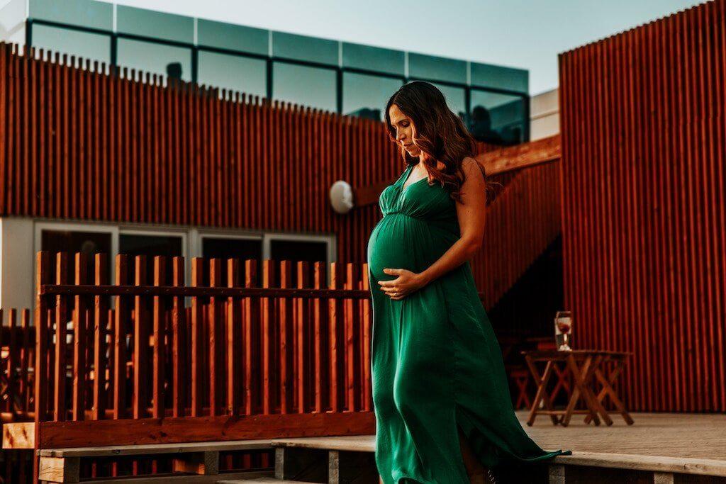 peso in gravidanza